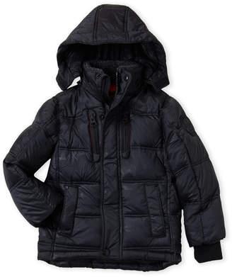 Hawke & Co Boys 4-7) Hooded Puffer Jacket