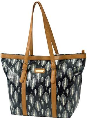 Kangol Leaf Print Shopper Bag