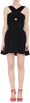Mason by Michelle Mason MASON BY MICHELLE MASON WOMEN'S PONTE SANDY DRESS-BLACK SIZE S $410 thestylecure.com