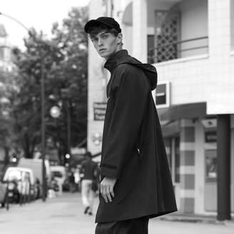 Sandro Long oversized coat