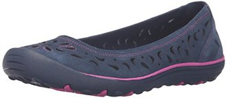 Skechers Women's Earth Fest Flat $39.07 thestylecure.com