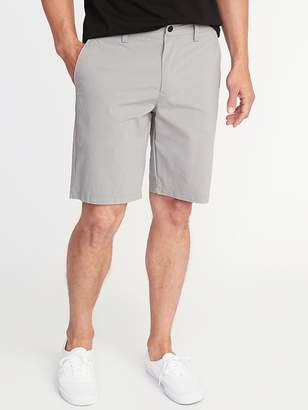 "Old Navy Slim Built-In Flex Ultimate Dry-Quick Shorts for Men (10"")"