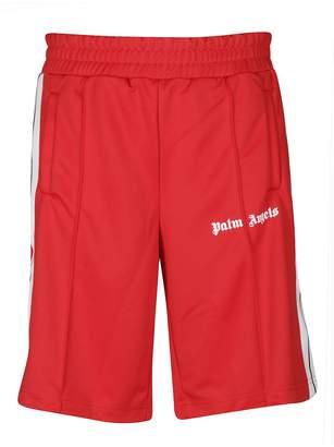 Palm Angels Logo Track Shorts