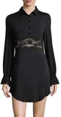 La Perla Lapis Lace Sleep Shirt