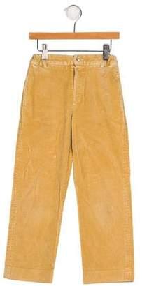 Papo d'Anjo Boys' Corduroy Three Pocket Pants