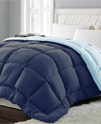 Blue Ridge Reversible Down Alternative Twin Comforter