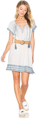 Soft Joie Megdalyn Dress in White $218 thestylecure.com