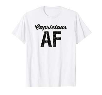 Abercrombie & Fitch Funny & Snarky Capricious Vintage Text Art Meme | G007516