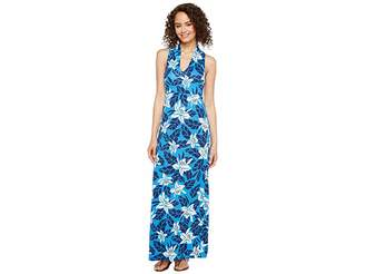 Tommy Bahama Olympias Blooms Sleeveless Maxi Women's Clothing