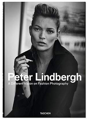 Taschen Peter Lindbergh, a Different Vision on Fashion Photography Book