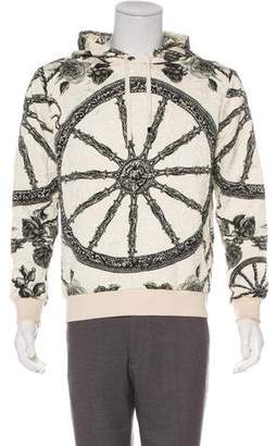 Dolce & Gabbana Embroidered Graphic Hoodie
