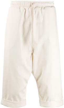 Alchemy drop crotch shorts