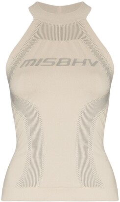 Misbhv sport knit performance tank top