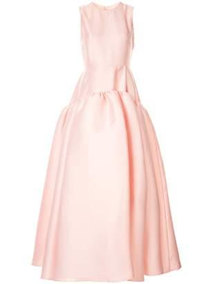 Huishan Zhang sleeveless full gown