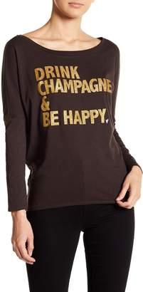 Chaser Vintage Jersey Sweatshirt