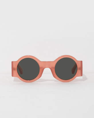 Peach Form Sunglasses