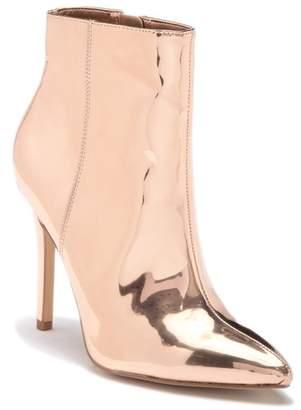 Charles David Delicious Metallic Stiletto Boot
