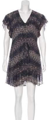 Isabel Marant Silk Mini Dress
