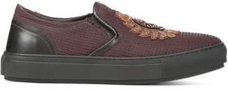 Donald J Pliner CALEBSP, Embellished Mesh Loafer