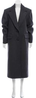 Marc Jacobs Wool Long Coat w/ Tags