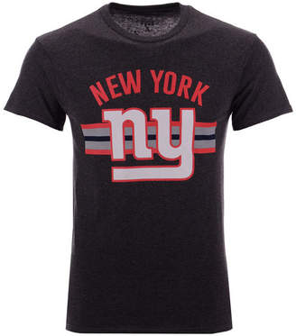 Authentic Nfl Apparel Men's New York Giants Checkdown T-Shirt