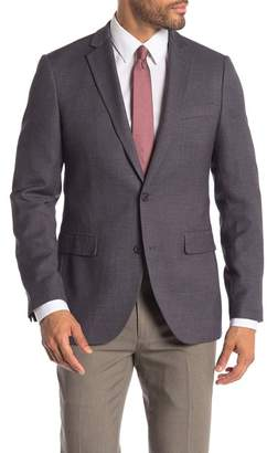 Nordstrom Rack Textured Trim Fit Blazer