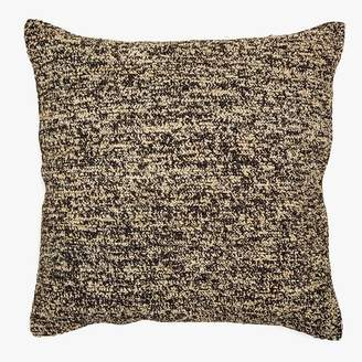 ABC Home Sil'ouette Raffia Pillow Black & White