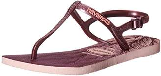 Havaianas Women's Freedom Sl Print Sandal Flip Flop