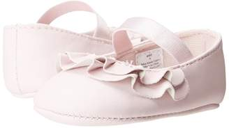 Baby Deer Ruffle Skimmer Mary Jane Girls Shoes