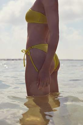 4983c26e7366a Out From Under Side-Tie Cheeky Bikini Bottom