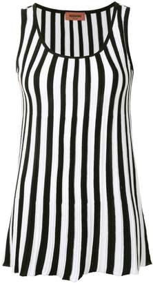 Missoni striped tank-top