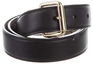 894415adf Reversible Gucci Belt - ShopStyle