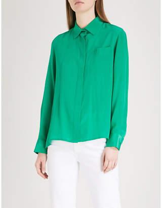 Maje Cela silk shirt