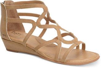b.o.c. Pawel Dress Sandals $70 thestylecure.com