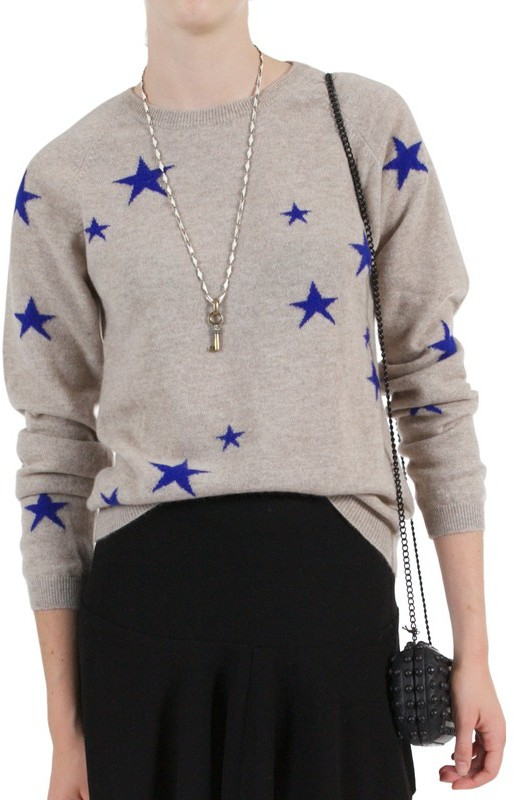 Chinti and Parker Star Sweater