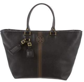Tory Burch Large Leather Tote