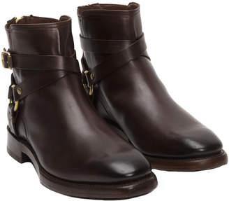 Frye Men's Weston Cross Leather Boot