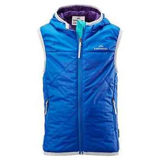 Bosley Kathmandu Youth Reversible Hooded Water Repellent Insulated Winter Vest