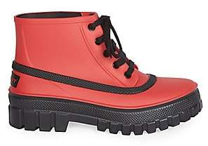 Givenchy Women's Glaston Ankle Rain Boots
