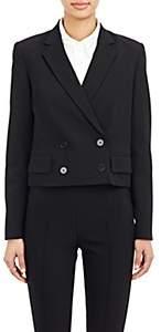 Theory Icon Women's Cropped Blazer - Black