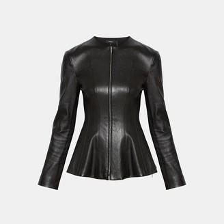 Leather Movement Jacket