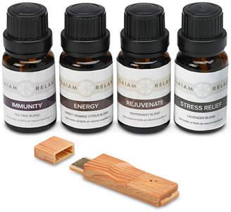 Gaiam Usb Aromatherapy Kit
