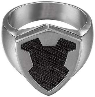 Esprit Crest Mens' Ring Stainless Steel
