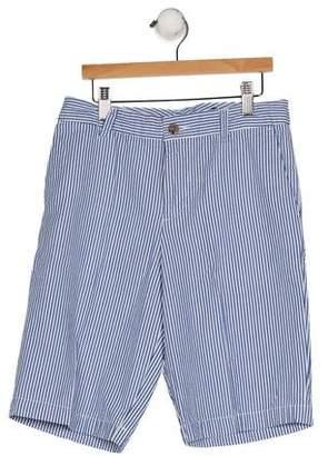 Polo Ralph Lauren Boys' Striped Knee-Length Shorts