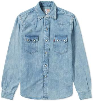 Levi's Clothing 1955 Sawtooth Shirt