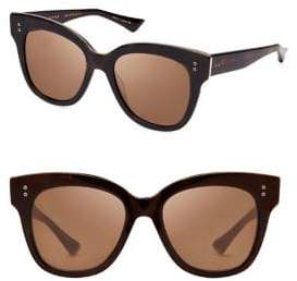 Dita Eyewear 55MM Day Tripper Round Sunglasses