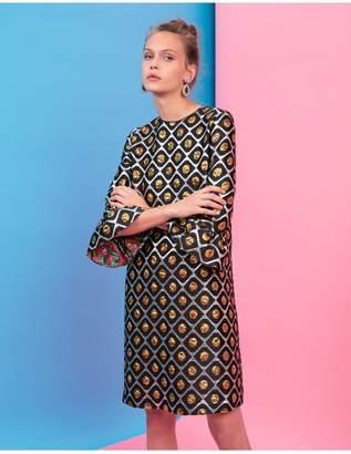 La Doublej 24/7 Dress In Pomodorini Oro
