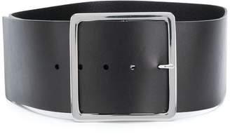 Frame wide belt