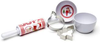 Zak Designs The Elf On The Shelf The Elf on the Shelf 5-pc. Kid's Baking Set