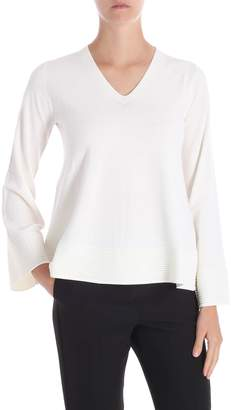 Liviana Conti Blend Viscose Sweater